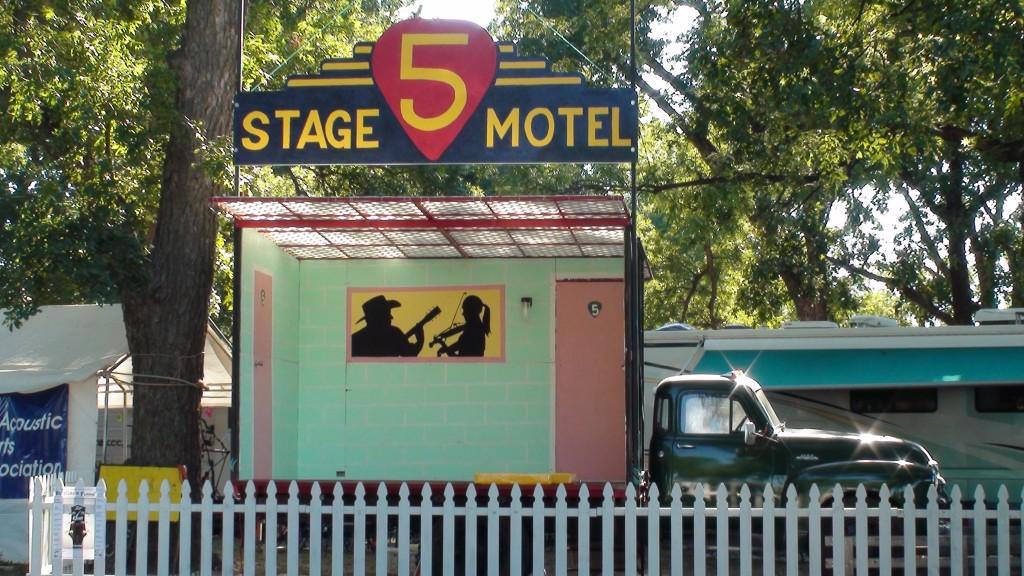 Stage 5 Motel